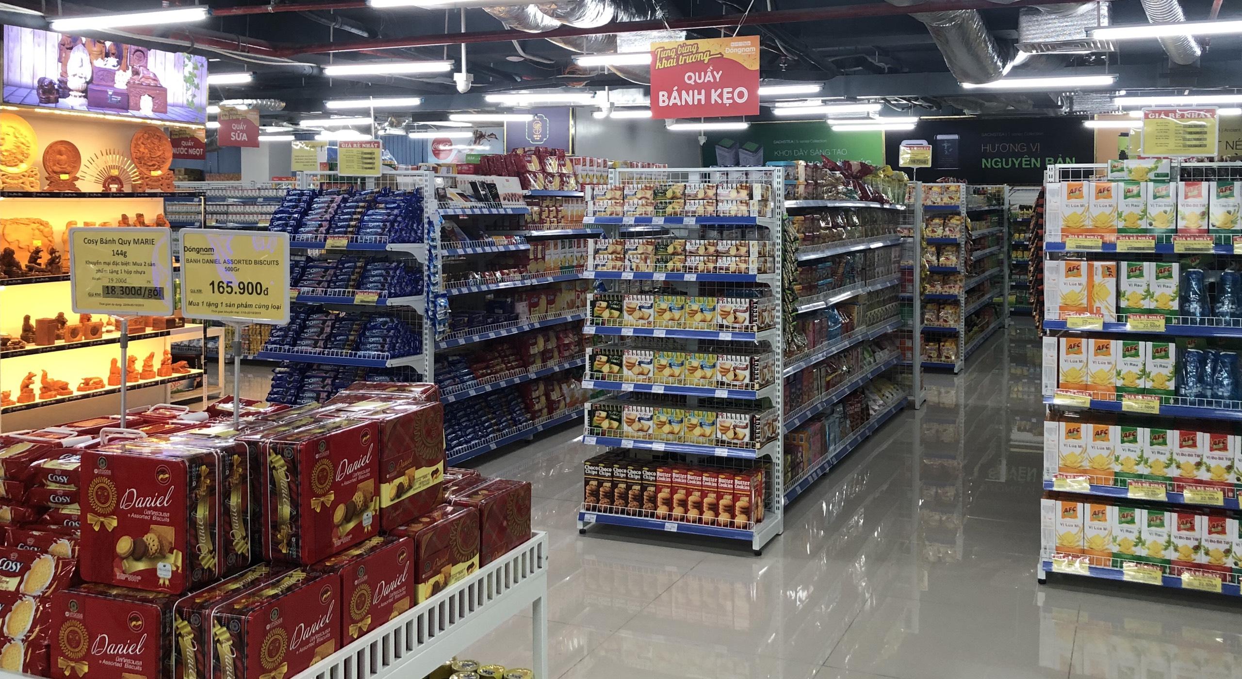 Mở siêu thị nên lấy hàng ở đâu